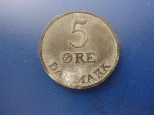 5 ore 1956  Danska