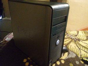 Dell Q8200 / 5GB DDR2 / 250GB
