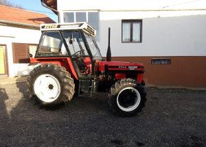 Traktor zetor 5340 zetori traktori 7745 7245 6340 4340
