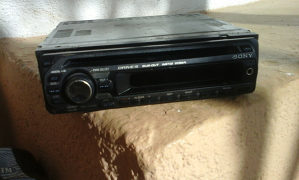 Sony Cd Player