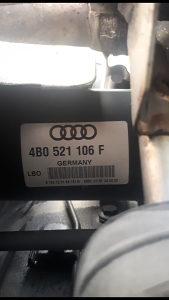 Kardan od Audi A6 2.5 tdi 132kw qvatro