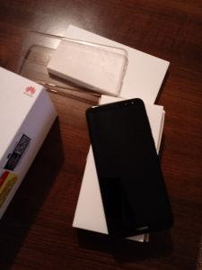 Huawei mate 10 lite black 64gb