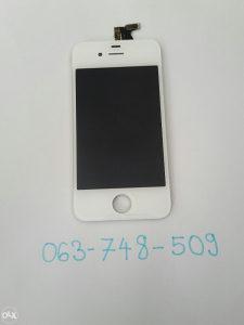 display iphone 4 i 4s white