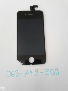 display iphone 4,4s black