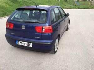 Seat Ibiza1,6 SR Benzin