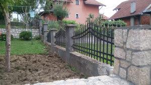 Ograda dvoriste,ograde,ogradu,panel,paneli