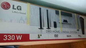 LG kućno kino