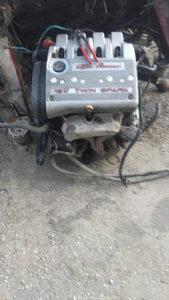 Motor fiat punto 1.1 180km 1.9,1.6-16ven