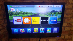 "LG LED SMART TV, FULL HD 1080p, 32"", Extra Stanje"