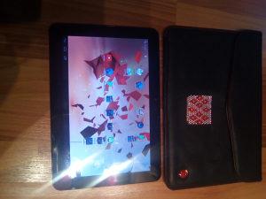 Tablet Prestigio 10 incha+Sim