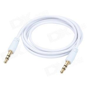 3.5mm AUX kabl 1,5m bijeli