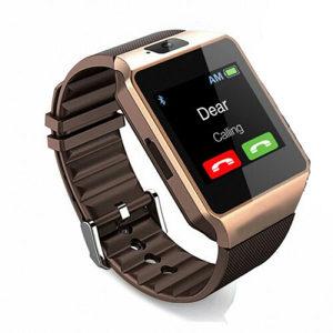 Pametni sat DZ09 Smart watch - Zlatni