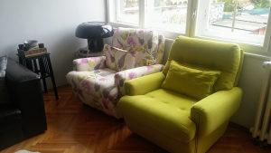 Fotelja  restaurirana