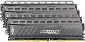 CRUCIAL 16GB Ballistix Tactical DDR4 3000MHz CL15 KIT