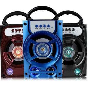 Bluetooth zvucnik sa led efektima