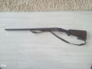Lovacka puska Monte Carlo 16mm Hamerles