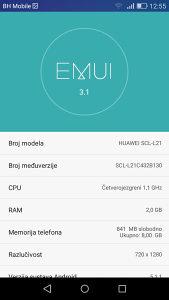 Huawei mobilni tel.
