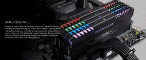 CORSAIR 32GB VENGEANCE RGB DDR4 2666MHz CL16 KIT