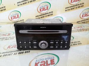 CD Radio Radion C max 2008 4M5T18C815BK KRLE 17459