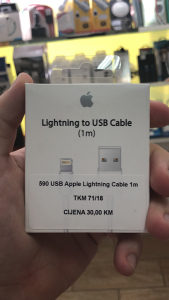 USB Kabl Iphone 5/6/7/8 Orginal 30 KM