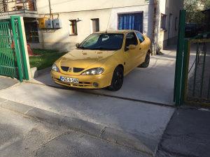 Renault Megan coupe 1.6 benz 1999 god