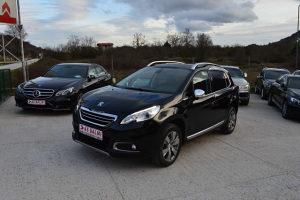 Peugeot 2008 1.6 e-HDI FELINE SPORT FULL Modell 2015