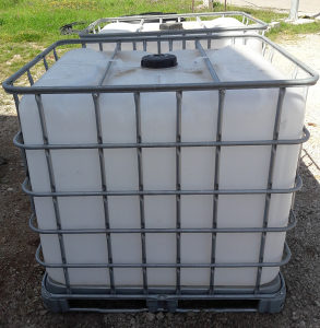 Kanister spremnik rezervoar za vodu 1000l