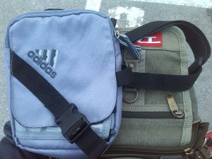 Torba torbica preko ramena Adidas