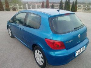 Peugeot 307 1.6 benzin plin