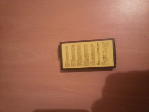 Baterija za laptop compaq 14,8 v