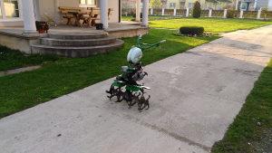 MOTOKULTIVATOR FREZA AGRIA
