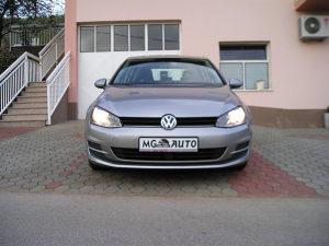 VW GOLF VII  1.6 TDI  (-Park distance control-)