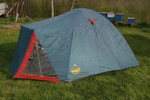 sator za kampovanje  MCKINLEY