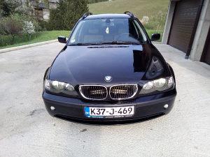 BMW E46 320D Facelift (110kw)