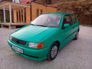 VW POLO 97 GOD. 1.4 MPI 44KW. KLIMA