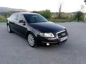 Audi A6, 3.0, QUATTRO, 2007, registrovan do 02.2019