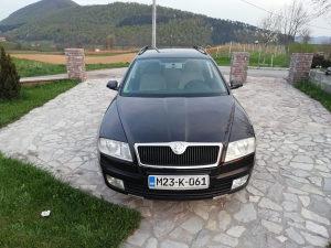 Škoda Octavia 1.9 TDI 4x4