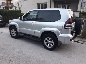 Toyota Land Cruiser 3.0d D-4D