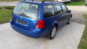 VW BORA 2.0 Benzin 85kw