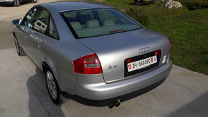 AUDI A6 2.4 benzin 155000km  *Top stanje*