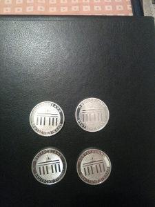 Prodajem lot kovanica