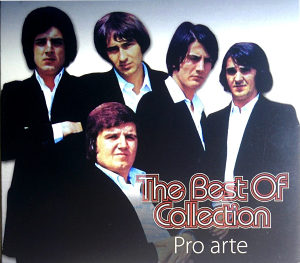CD PRO ARTE THE BEST OF COLLECTION COMPILATION 2015