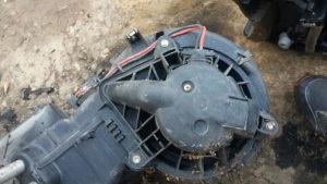 Motoric grijanja renault megane 1 motor ventilator kabi