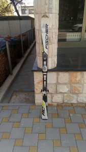 Skije Fischer RC 4  155 cm