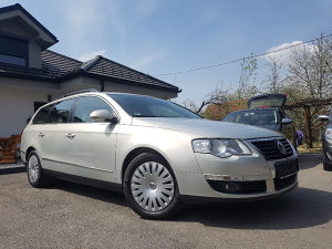 Volkswagen Passat 6 Bluemotion Euro 5 mod 2010 god