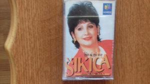 audio kaseta ŠIKICA