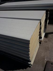 Zidni panel 8 CM ...33 KM/m2 PRVA KLASA garazna vrata