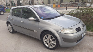 Renault MEGAN RENO 2004g 1.9 dizel SERVISI URADJENI