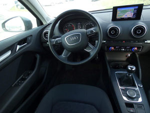 Audi A3 SB 1.6 TDI Sportpaket EXCLUSIVE -Novi model-