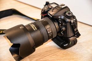 Nikon D7200   AF-S DX 17-55mm, f/2.8 G IF-ED
